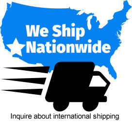 We ship nationwide image